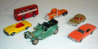 Diecast Assorted Toy Car and Truck 84pc Collection w/ Corgi