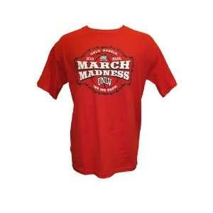University of Nevada Las Vegas Rebels T Shirt: Sports & Outdoors