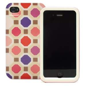 2012 NEW Design Kate Spade iPhone 4 & 4S Case: Cell Phones