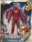 IRON MAN MARK VII REPULSOR STRIKE Marvel Avengers Movie 10 Talking