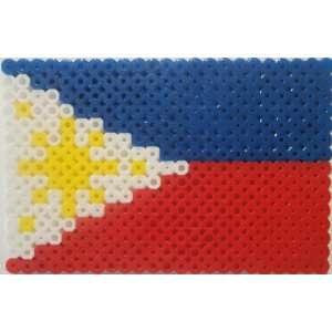 Philippines Flag Bead Sprite