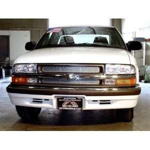 Chevrolet S/10 Pickup, Blazer, Extreme 98 04 MX series Grille Upper