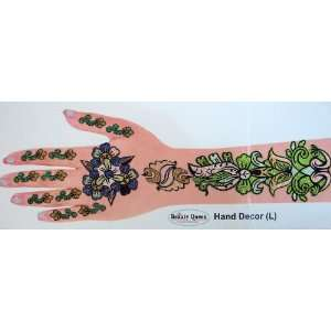 Hand, Wrist, Body   Temporary Tattoo   106: Health & Personal Care
