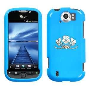 HTC TMOBILE ANDROID MYTOUCH 4G SLIDE HARD PLASTIC DESIGN