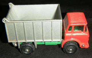 GMC TIPPER TRUCK #26 , Lesney Matchbox 1968   Vintage Die Cast