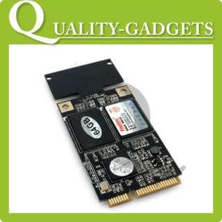 KINGSPEC 64GB SATA MINI PCI E MLC SSD FOR ASUS EPC S101