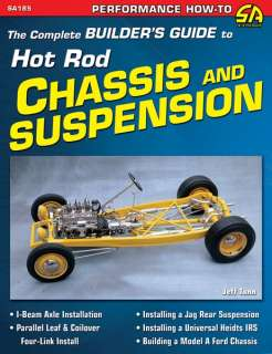 Builders Guide to Hot Rod Chassis & Suspension