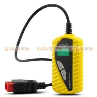 Easy Use EOBD OBD II Car Diagnostics Tool and Trouble Code Reader