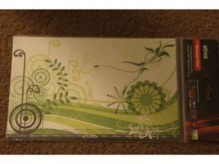 Ativa Netbook Skin Cover Faux Sticker Leather Fits up to 10.1