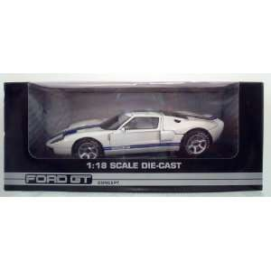 Ford GT Concept Diecast 118 byBeanstalk Group Toys & Games
