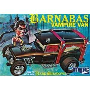 Dark Shadows Barnabas Vampire Van MPC: Toys & Games