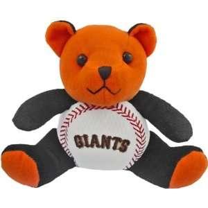 San Francisco Giants MLB Baseball Bear