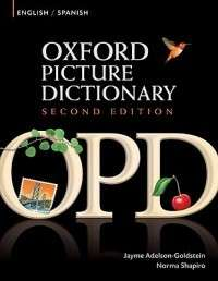 Oxford Picture Dictionary English/Spanish, Ingles/Espa