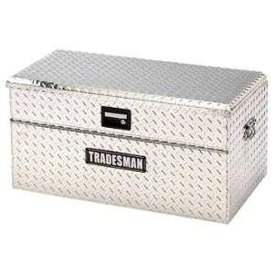 Tradesman TAWB36W 36 Bright Aluminum Diamond Plated Wide Flush Mount