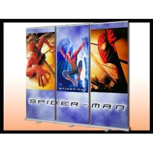 Retractable Banner Stand Wall Trade Show Display