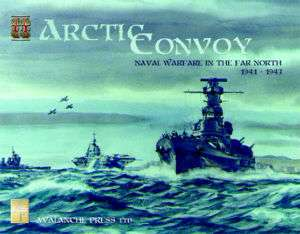 AVALANCHE PRESS ARCTIC CONVOY NEW RETAIL EDITION