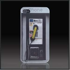Pay Phone Booth Images hard case cover for Apple iPhone