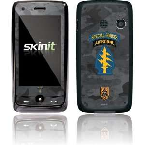 Special Forces Airborne skin for LG Rumor Touch LN510/ LG