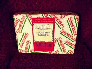 Top 10 Bad Santa Toys Hallmark Shoebox Christmas Cards Unused Box