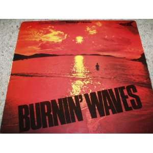 Burnin Waves: Toshiyuki Honda: Music