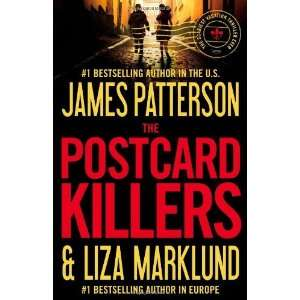 By James Patterson, Liza Marklund: The Postcard Killers: Books