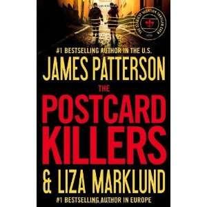 By James Patterson, Liza Marklund: The Postcard Killers: Books