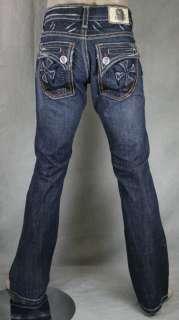 Laguna Beach Jeans Men BALBOA Black Patch Straight leg