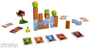Angry Birds On Thin Ice Board Game With TNT New In Stock Mattel