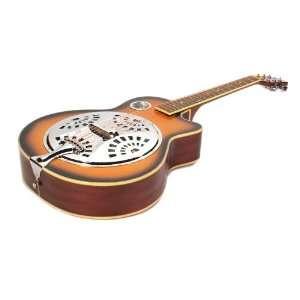 Single Cutaway Acoustic GUITAR   Steel Musical Instruments