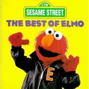 Best of Elmo Sesame Street Music