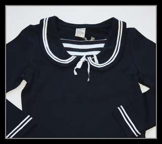 Jottum Navy Sailor Nausika Top Tinka Twirl Skirt 116