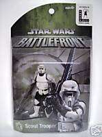 SCOUT TROOPER Star Wars Battlefront Figure