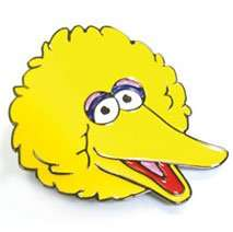 Sesame Street Big Bird Face Template Pictures to Pin on ...