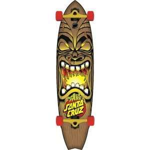 SANTA CRUZ BIG WAVE TIKI COMPLETE 10.4x42.3 cruiser