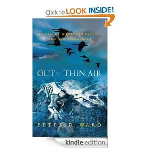 Out of Thin Air: Peter Ward:  Kindle Store