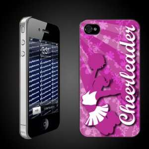 Theme iPhone Hard Case Chearleader   CLEAR Protective for iPhone