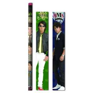 Jonas Brothers Bulk Wood Pencils, Box of 144 pencils (8404A)