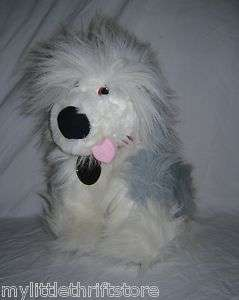 Exclusively for Macy's Little Mermaid Plush Sheepdog MAX