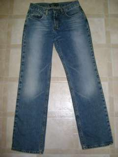 Express Womens Jeans Sz 5/6 R Low Rise Boot Cut