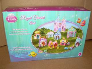 Princess The Little Mermaid Royal Kingdom ARIEL ROYAL CHARIOT