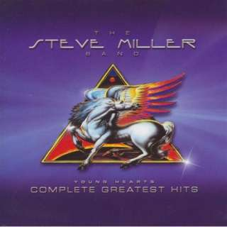Young Hearts Complete Greatest Hits Steve Miller Band