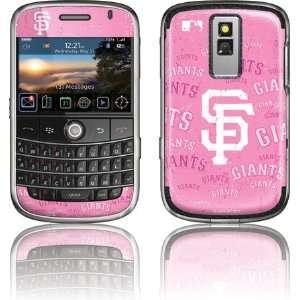 San Francisco Giants   Pink Cap Logo Blast skin for
