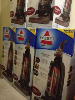 BISSELL PowerClean Multi Cyclonic Bagless Upright Vacuum HEPA 16N54