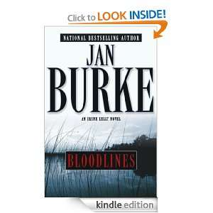 Bloodlines (Irene Kelly Mysteries) Jan Burke  Kindle