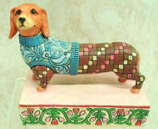 JIM SHORE Dobie DOG Enesco DOBERMAN canine 4021394