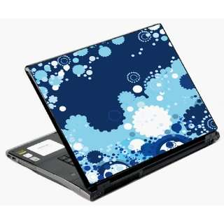 Univerval Laptop Skin Decal Cover   Abstract Blue Sky