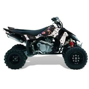 AMR Racing Suzuki LTR 450 2005 2011 ATV Quad Graphic Kit