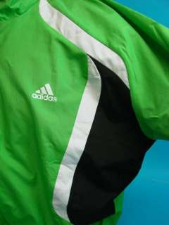 Adidas Windbreaker Jacket XL Extra Large Coat Outdoors Hiking Sports
