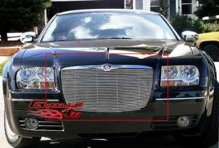 05 10 Chrysler 300/300C Stainless Steel Billet Grille