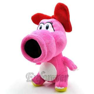 11 Super Mario Bros Birdo Soft Plush Toy Doll^MX648